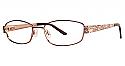 Genevieve Eyeglasses Woven