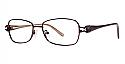 Genevieve Paris Design Eyeglasses Kate