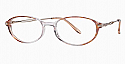 Genevieve Paris Design Eyeglasses Ginger