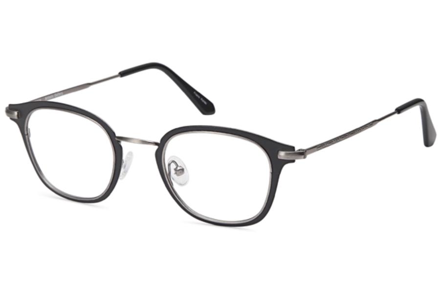 a56f9d6c2ab Artistik Eyeglasses AG 5019- Black   Antique Silver ...