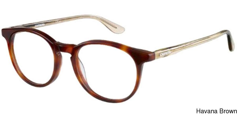Get Free Shipping on Carrera Eyeglasses 6636/N | EyeDocShoppe.com