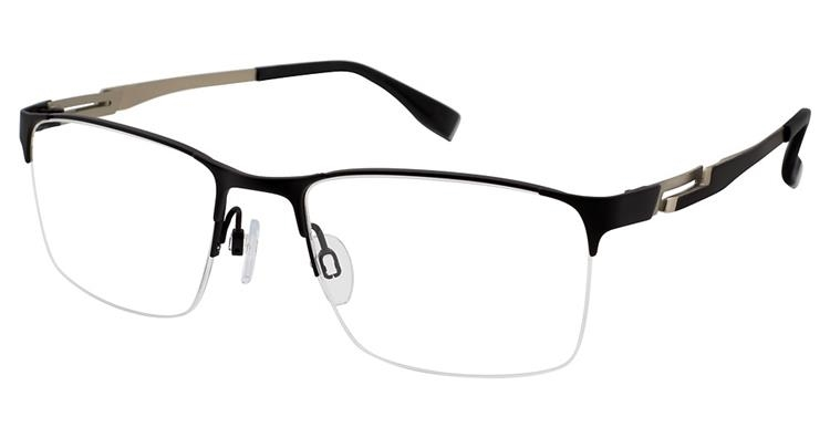 d5c3db484964 Get Free Shipping on Charmant Perfect Comfort Eyeglasses TI 12317