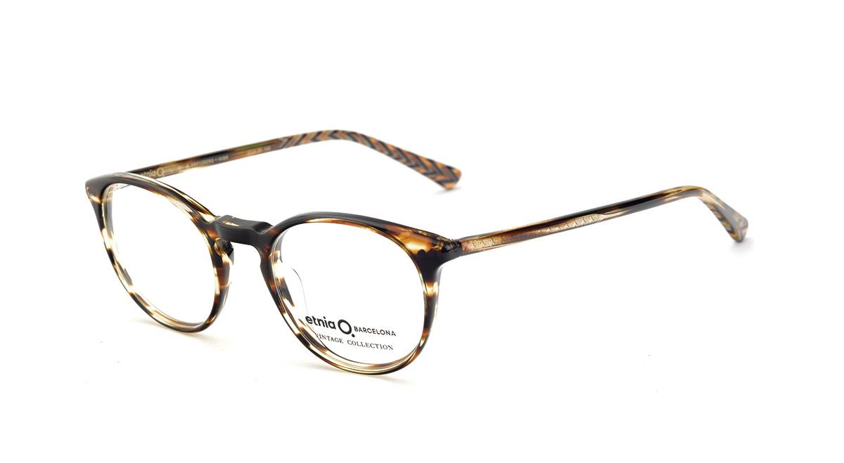 3568642b26d Etnia Barcelona Eyeglasses Kreuzberg. Havana Blue Havana-Brown ...