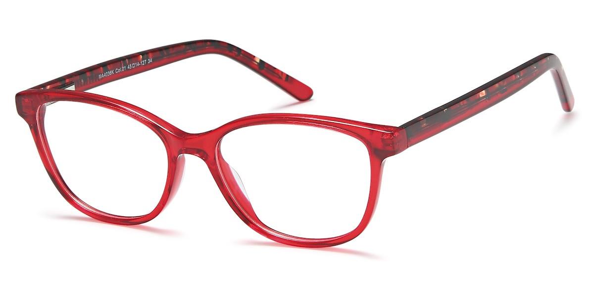 844ca9fd3695 Get Free Shipping on Menizzi Eyeglasses MA4036K | EyeDocShoppe.com