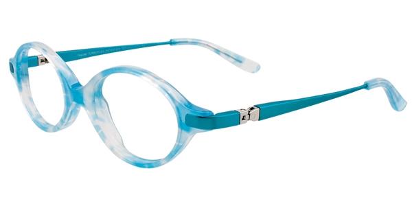 cf6c82a7f7f Takumi Eyeglasses TK1042 X Light Blue   Crystal ...
