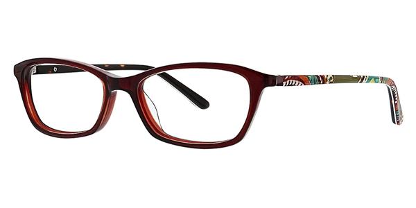 e6bcaaabfb90d Get Free Shipping on Vera Bradley Optical Eyeglasses VB Laine ...