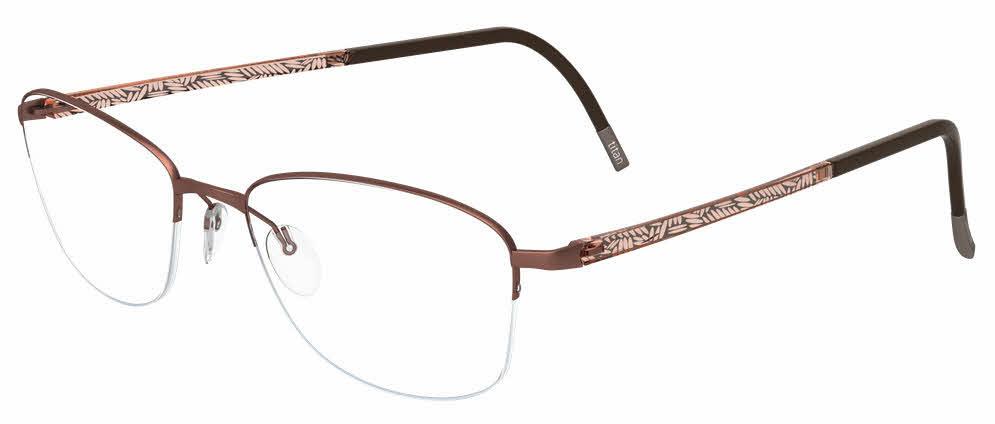 4ed23f40df Get Free Shipping on Silhouette Illusion Nylor Eyeglasses 4492