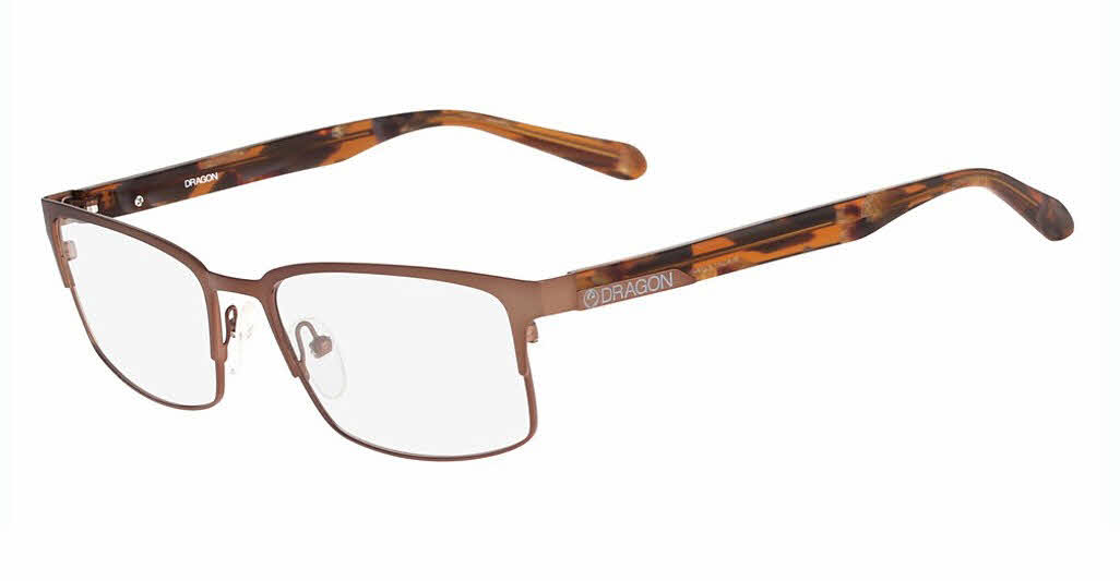 DRAGON Eyeglasses DR139 BEN 412 Satin Navy