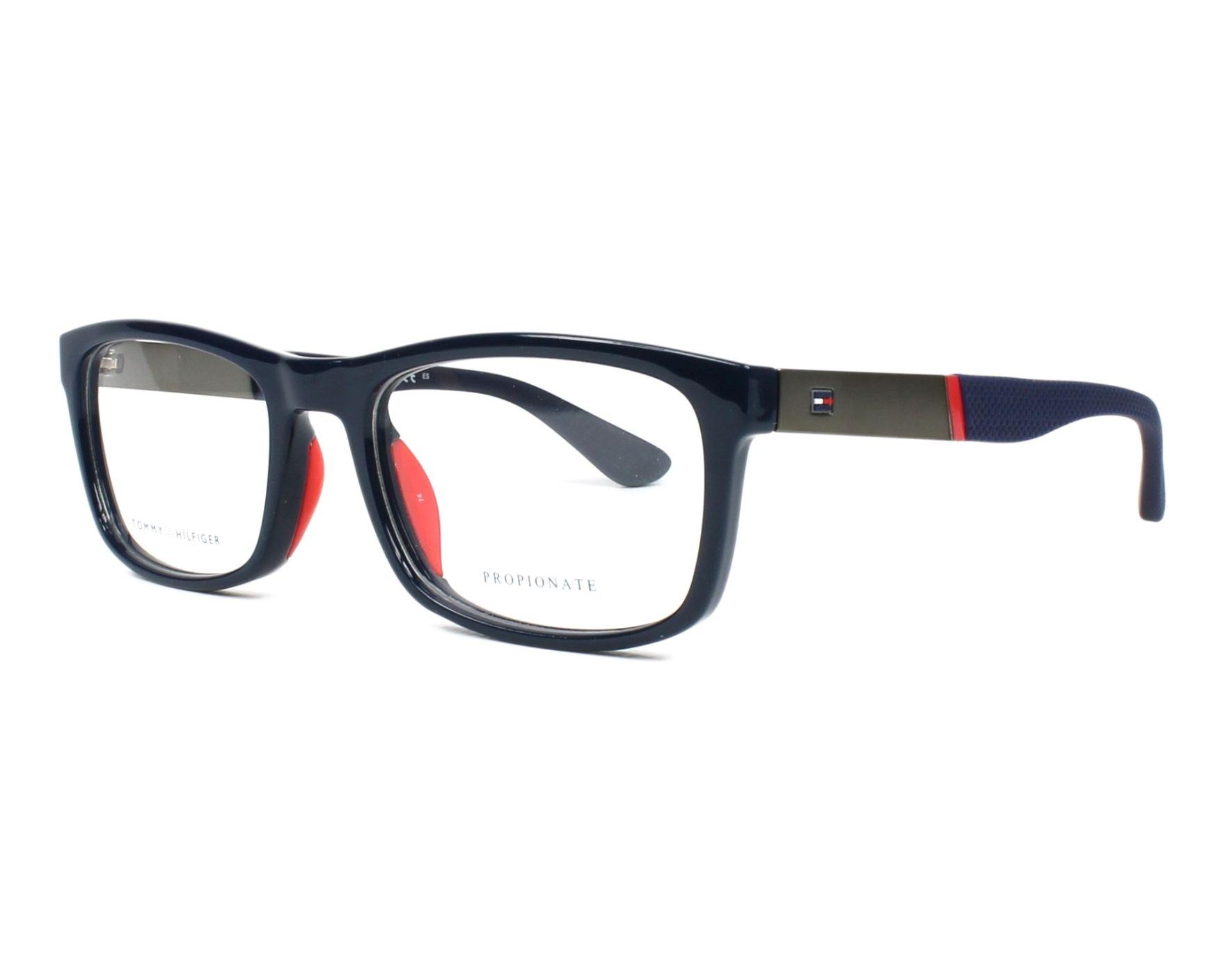 8e8c8b9212 Get Free Shipping on Tommy Hilfiger Eyeglasses TH 1522 ...