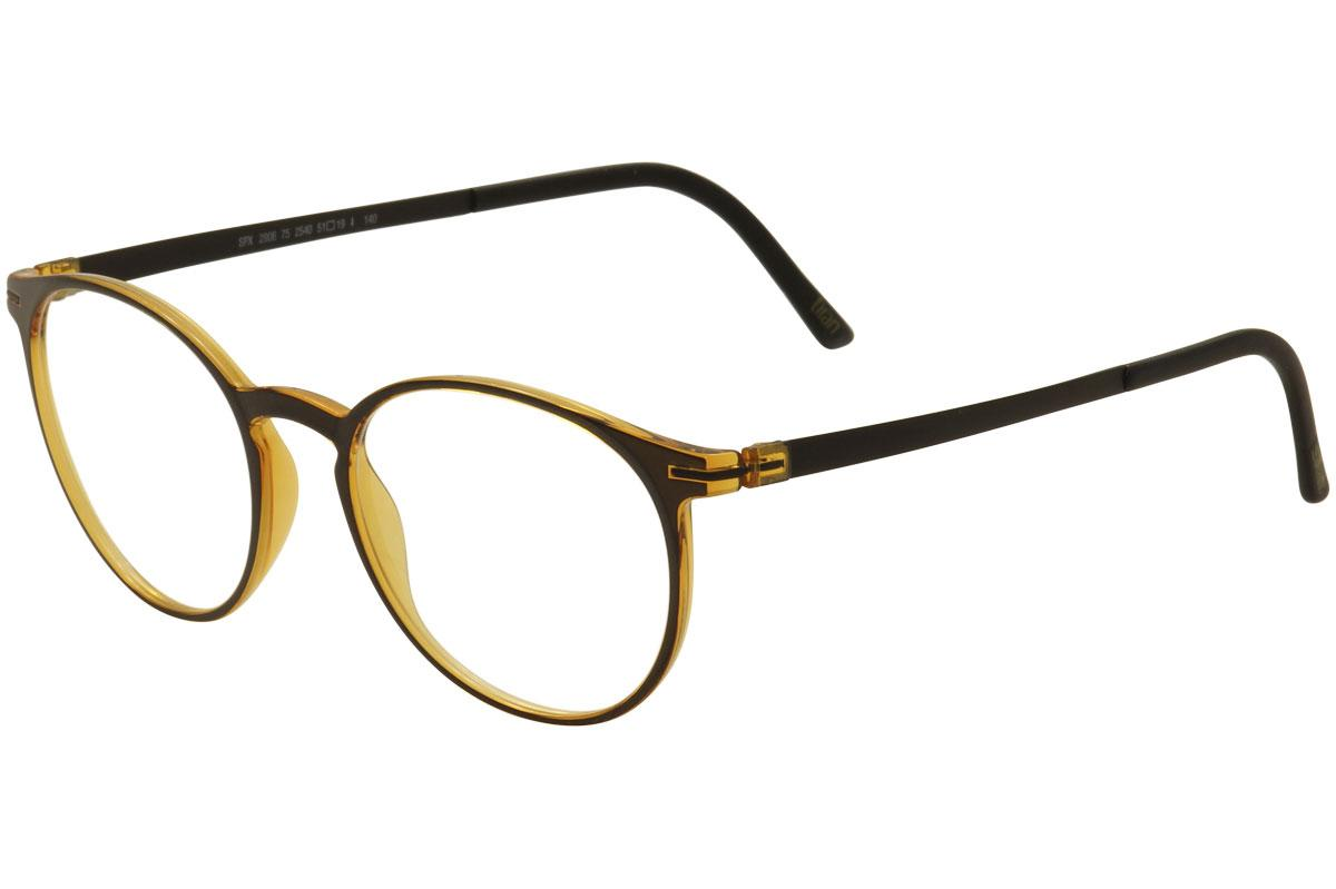 491f915324bd Get Free Shipping on Silhouette Titan Accent full rim Eyeglasses 2906 |.