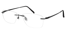 b7c1a169a9 Get Free Shipping on Charmant Pure Titanium Eyeglasses ...