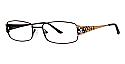 Genevieve Paris Design Eyeglasses Breathless