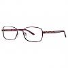 Genevieve Paris Design Eyeglasses Assure
