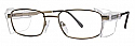 On-Guard Safety Eyeglasses 135